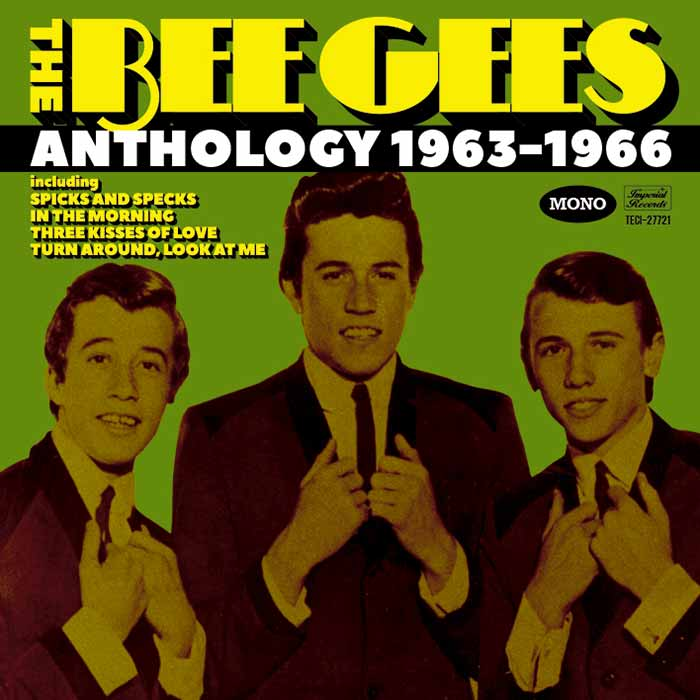 THE BEE GEES ANTHOLOGY 1963-1966