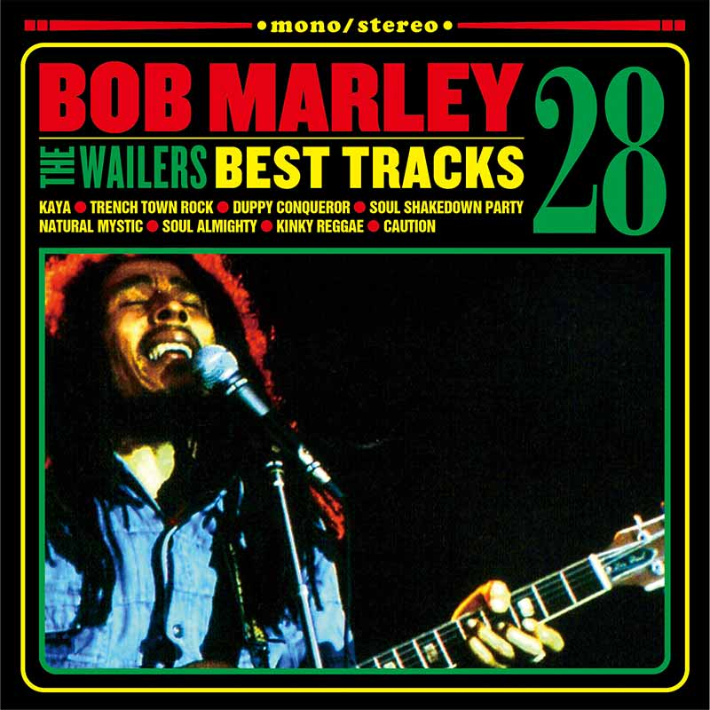 BOB MARLEY THE WAILERS BEST TRACKS 28